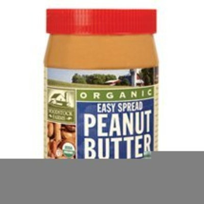 WODSTK Peanut Butter, Organic, Sprd, Crnch, S, 35 oz (pack of 12 )