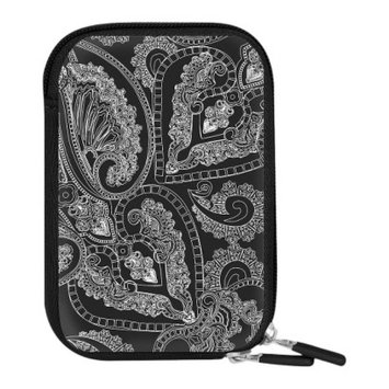 Targus Neo Compact Camera Case - Black/White (MB-NC2NB)