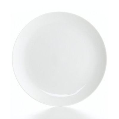 The Cellar Whiteware Coupe Dinner Plate