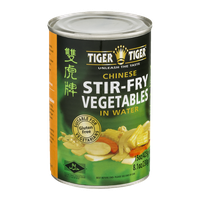 Tiger Tiger Chinese Stir-Fry Vegetable In Water