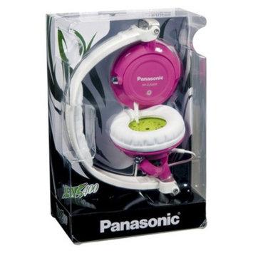 Panasonic DJ StreetStyle Over-the-Ear Headphone - Pink (RP-DJS400-Z)