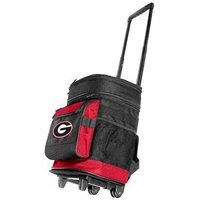 NCAA Georgia Rolling Cooler