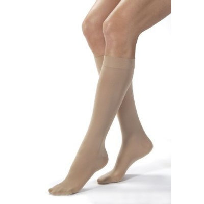 Jobst Opaque Knee High Petite 15-20 - Available in Various Sizes and Colors