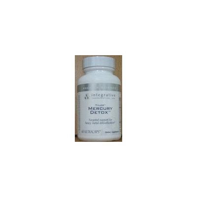 Integrative Therapeutic's Integrative Therapeutics Mercury Detox, 60 Capsules