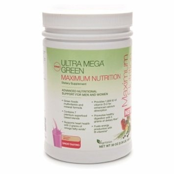 GNC Ultra Green Mega Green Maximum Nutrition