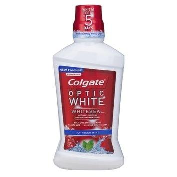 Colgate Optic White Mouthwash Refreshing Mint