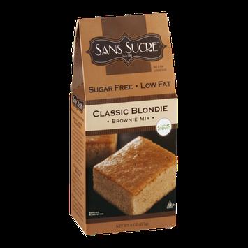 Sans Sucre Brownie Mix Classic Blondie Sugar Free