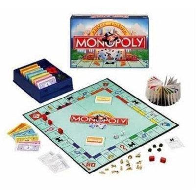 Hasbro Monopoly Deluxe Edition