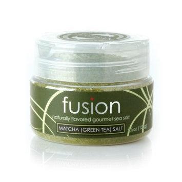 Fusion Premium Green Tea Sea Salt, 5.5 Ounce Jars