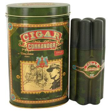 Cigar Commander by Remy Latour Eau De Toilette Spray 3.3 oz for Men