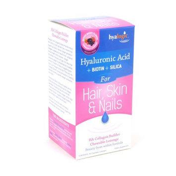 Hyaluronic Acid For Hair, Skin & Nails Hyalogic 30 Caps