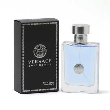Fragrance Versace Pour Homme Eau de Toilette Spray - Men's (Musk)