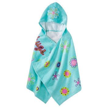 Disney Doc McStuffins Hugs Hooded Towel - Turquoise