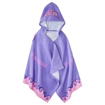 Sofia The First Disney Princess Sophia the First Tiara Hooded Towel
