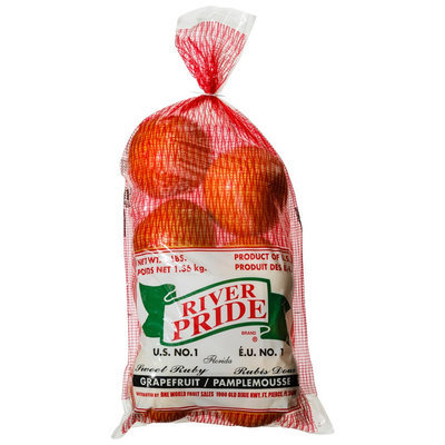 Various Multiple Publishers / Developers River Pride Fresh Grape Fruit 3 lb bag