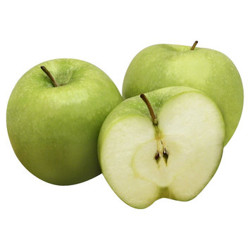 Various Multiple Publishers / Developers Large Granny Smith Apple