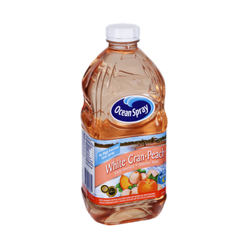 Ocean Spray White Cran-Peach Juice Drink