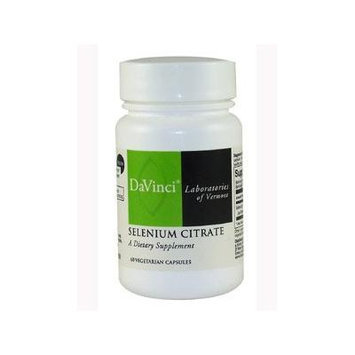 Davinci Labs - Selenium Citrate 60 vcaps [Health and Beauty]