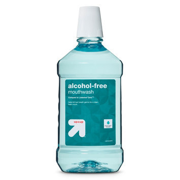 up & up 1.5 l mint Mouth Wash
