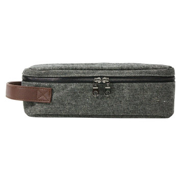 Contents Toiletry Bag - Grey