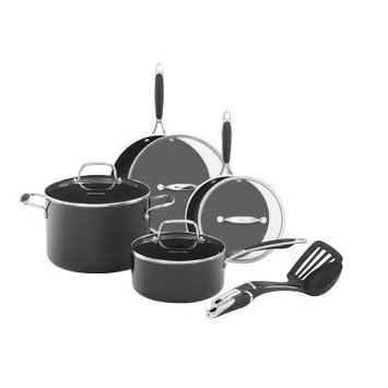 KitchenAid 10 Piece Aluminum Culinary Set