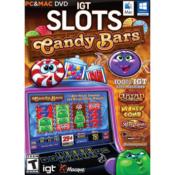 Masque PC Game IGT Slots: Candy Bars