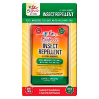 BugBand Insect Repellent Wipes