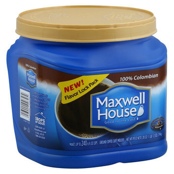 Maxwell House Colombian Ground Coffee