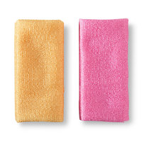 The Bathery Unscented Exfoliating Gentle Bath Cloth