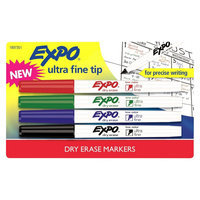 Expo Ultra Fine Tip Dry Erase Marker in Assorted Colors - 4ct