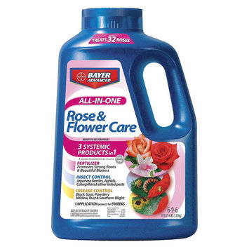 Wetsel Bayer 4# All In One Rose and Flower Care