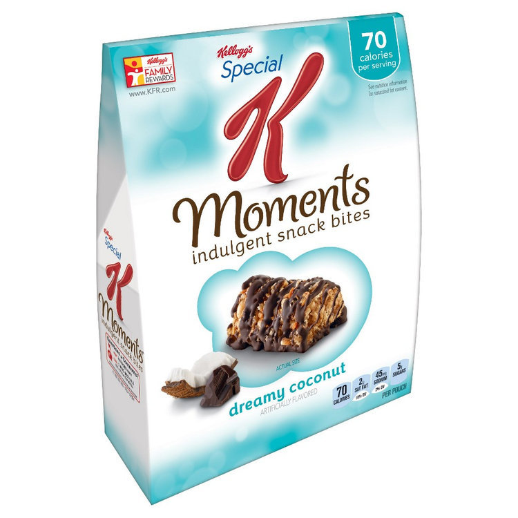 Special K® Kellogg's  Moments Coconut Dark Chocolate