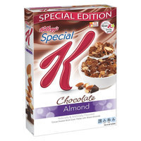 Special K® Kellogg's Chocolate Almond Cereal