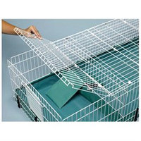 Midwest Container Midwest Pets Guinea Habitat Ramp Cover