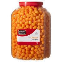 Market Pantry Cheddar Cheese Balls - 22 oz.