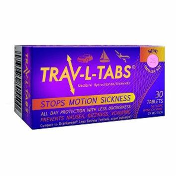 Trav-L Tabs Motion Sickness