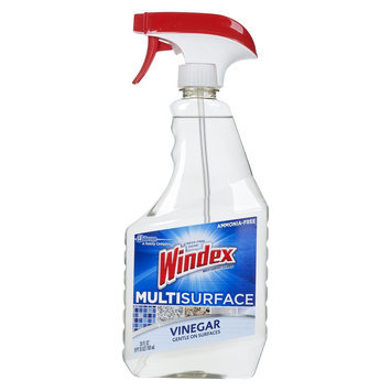 Windex Disinfectant Multi Surface Cleaner with Vinegar 26 oz