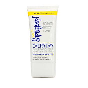 Dr. T's Supergoop! Everyday UV Lotion - SPF 30+ - 1.5 oz