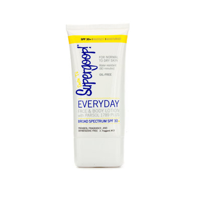 Dr. T's Supergoop! Everyday UV Lotion - SPF 30+ - 1.5 oz