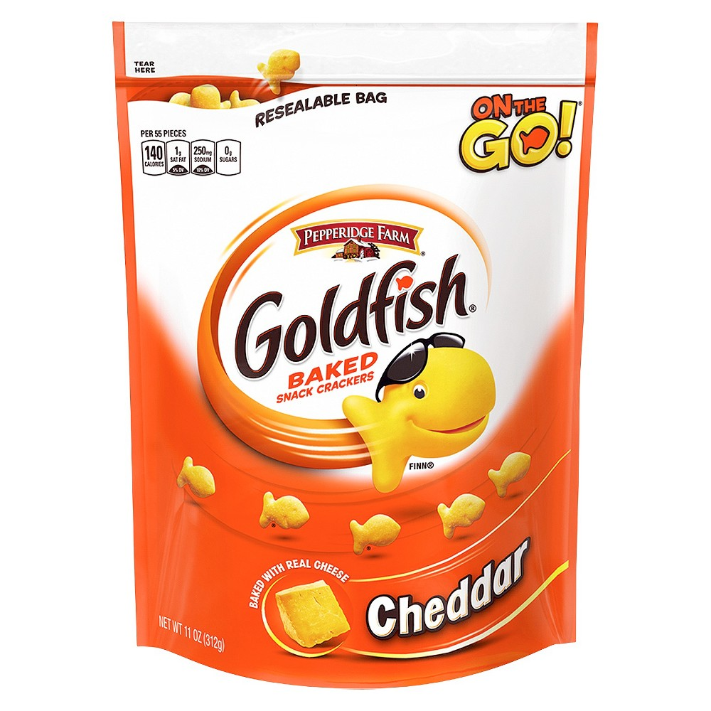 Pepperidge Farm Goldfish Doyen Cheddar - 10 oz