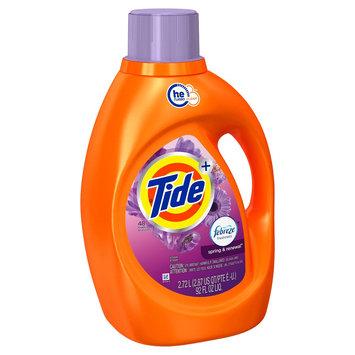Procter & Gamble Tide Plus Febreze Spring & Renewal High Efficiency Liquid Laundry Detergent - 92 oz, Ebreze Spring & Renewal High Efficiency