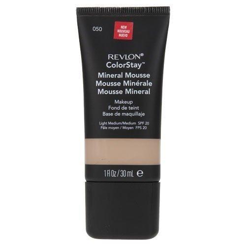 Revlon ColorStay Mineral Mousse Makeup SPF 20 30ml/1oz - 050 Light Medium/Medium