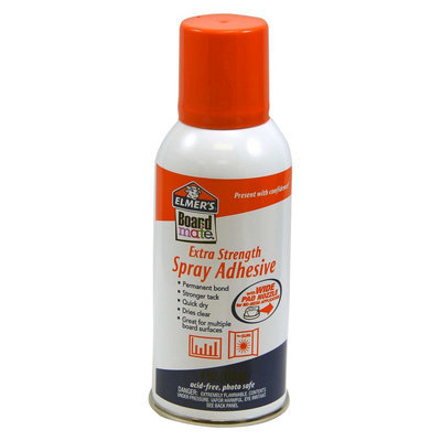 Elmers Boardmate 4oz Spray Adhesive