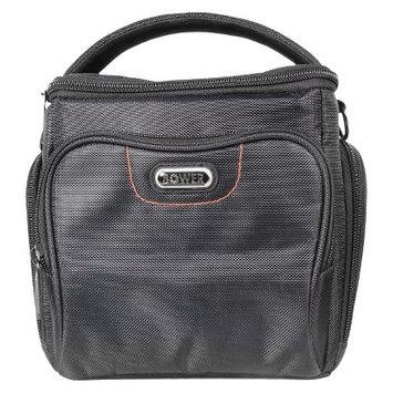 Energizer Bower Medium Adjustable Dividers Dazzle Camera Accessory Bag - Black