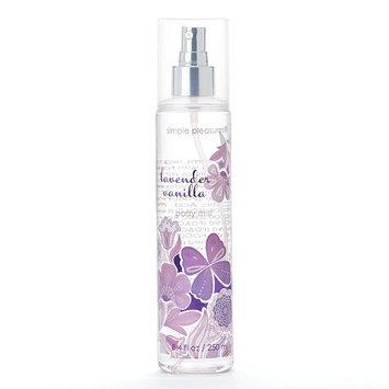 Simple Pleasures Lavender Vanilla Body Mist