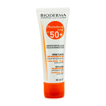 Bioderma Photoderm MAX Tinted Sun Cream SPF50+ (Golden Colour) 40ml/1.35oz