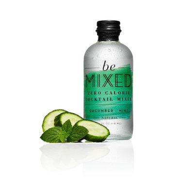 Be Mixed Cucumber Mint Cocktail Mixer