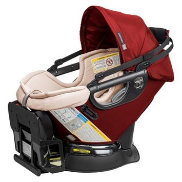 Orbit Baby Baby G3 Infant Car Seat and Car Seat Base - Ruby