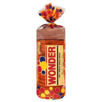 Wonder Bread Wonder 100% Whole Wheat Sliced Bread 16oz