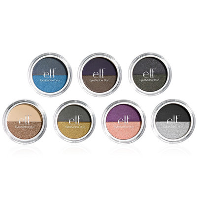 e.l.f. Essential Holiday Duo Eyeshadow Collection